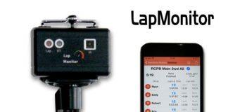 Lap Monitor